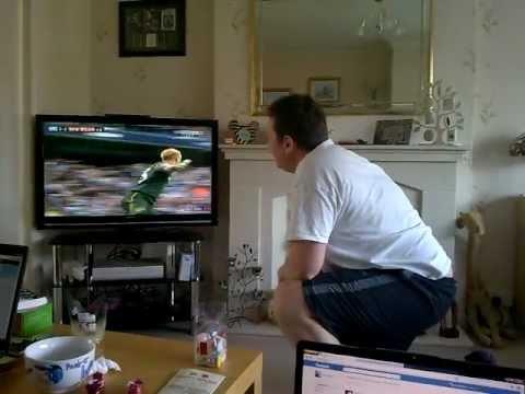 Premier League - Last moments - My Reaction. Manchester City win Title. United Fan. CJB