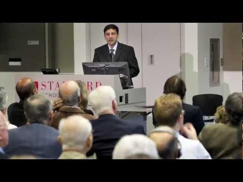 The Stanford Challenge: Li Ka Shing Center