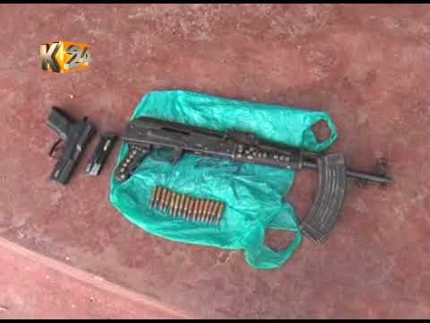 2 suspects behind spate of robbery incidents in Nakuru arrested