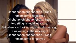 Baixar Shakira & Rihanna - Can't Remember to  Forget You (lyrics)