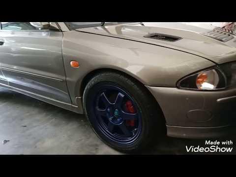 Proton Wira Mdm 4g63t Youtube