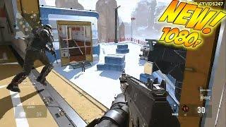 Call Of Duty Advanced Warfare Xbox 360 Gameplay: Bio Lab (Match 2 VS Bots) - Multiplayer 1080p