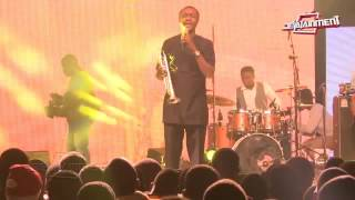 Nathaniel Bassey awesome worship and praise @ Thanksgiving 2016