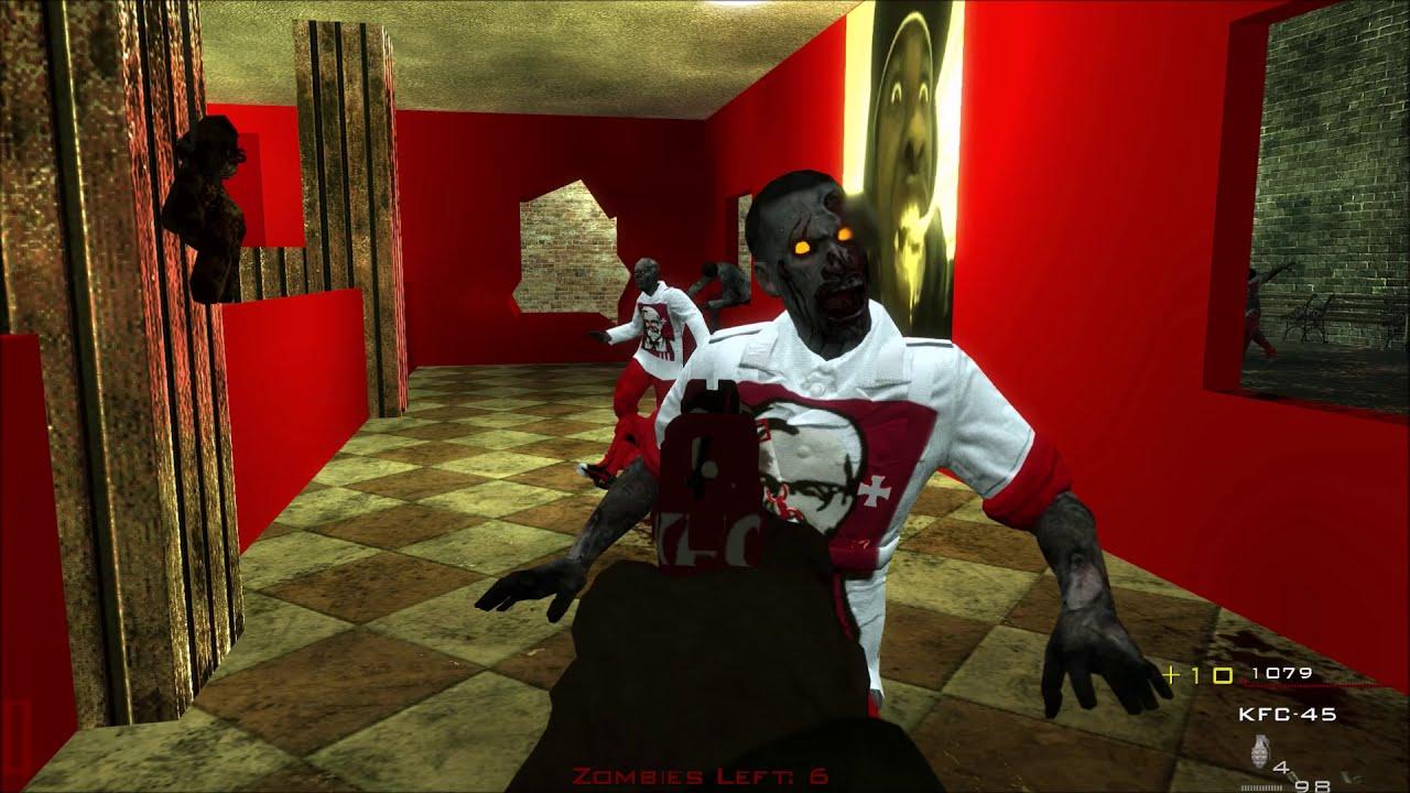 Kfc Custom Zombies