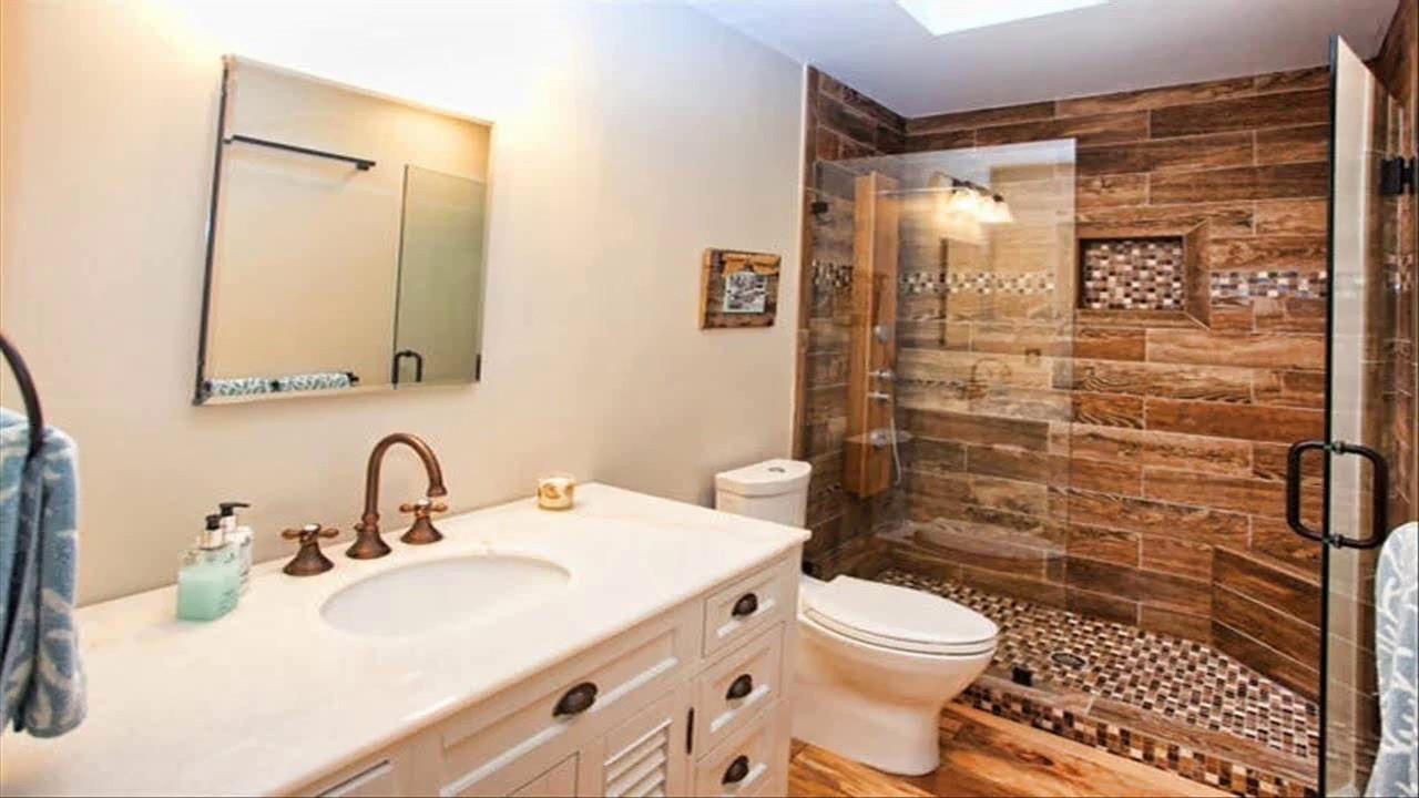 Bathroom Remodel Under 5000 - YouTube
