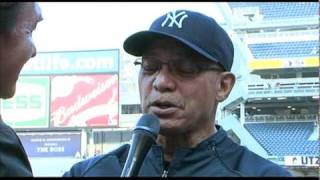 Mr. October, Reggie Jackson Talks about the importance of Family,