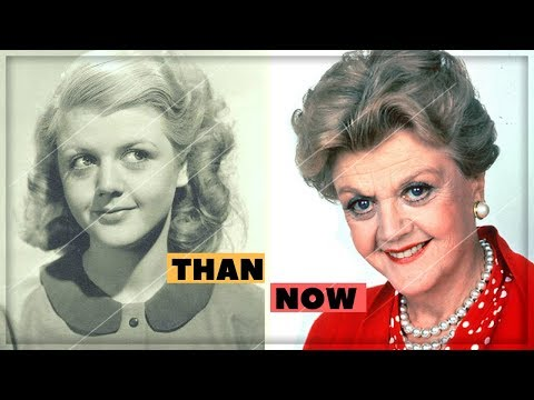 Angela Lansbury | Changing Looks From 1 To 92 Years Old