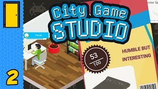 Humble But Interesting!   City Game Studio - Part 2 (Early Access)