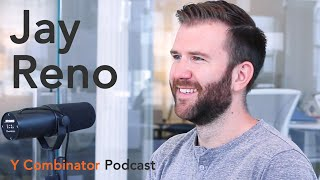Jay Reno of Feather, a Furniture Subscription Startup