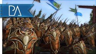 DEFENSE OF THRANDUIL'S BORDER - Third Age Total War Gameplay