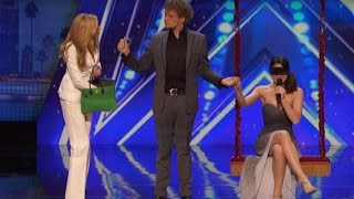 Download BEST Magic Show in the world - Cool Couple America's Got Talent - The Clairvoyants Mp3 and Videos