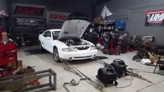 turbo mustang dyno 351w s480 20 22psi