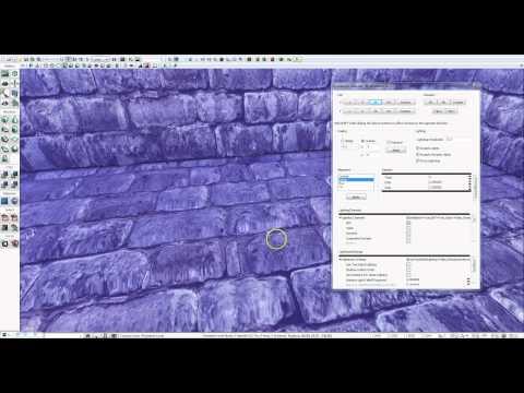 UDK Tutorial 3 - Materials