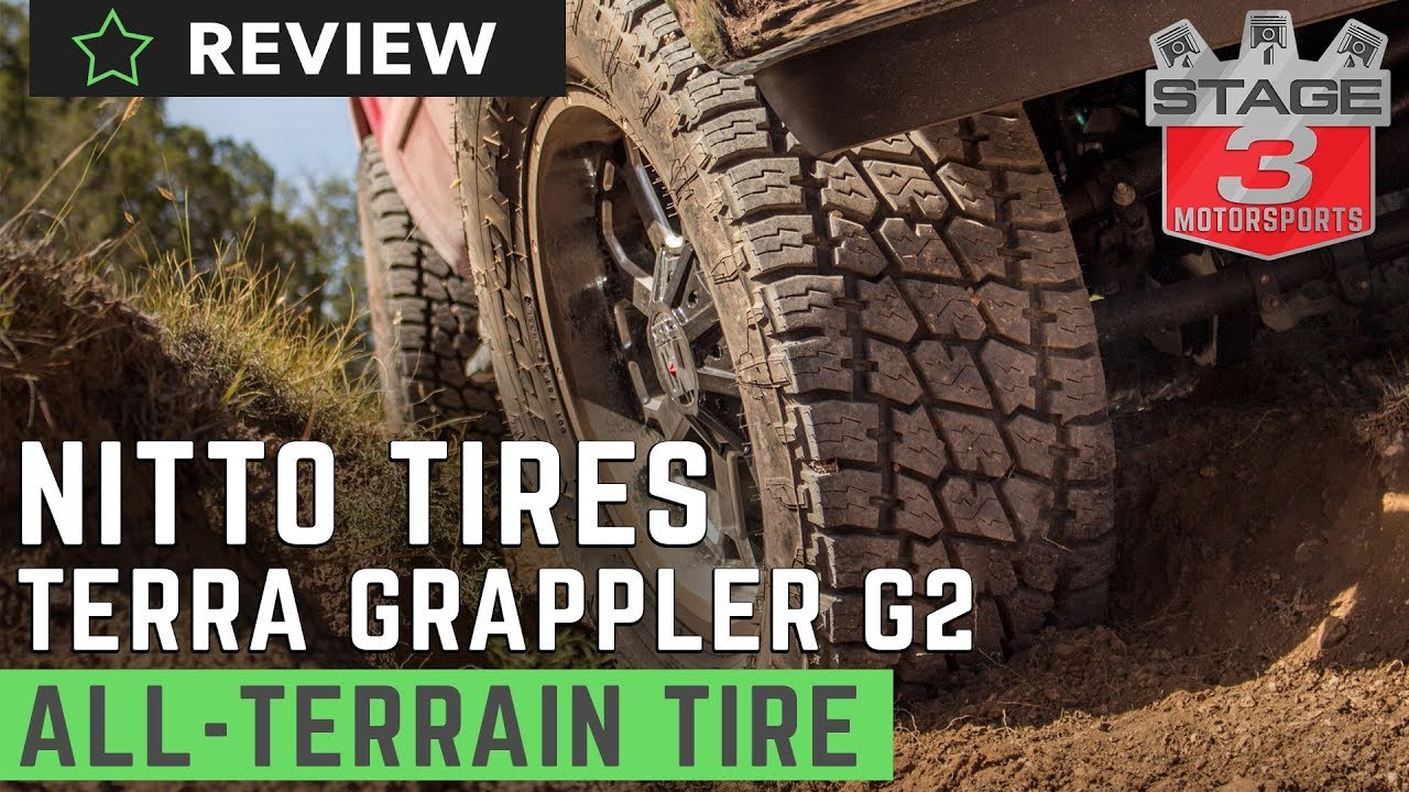 Nitto Terra Grappler G2 At Radial Tire Review Youtube