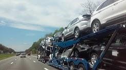 👑 Seattle Auto Transport | Watch Auto Carrier Load & Unload (2018)