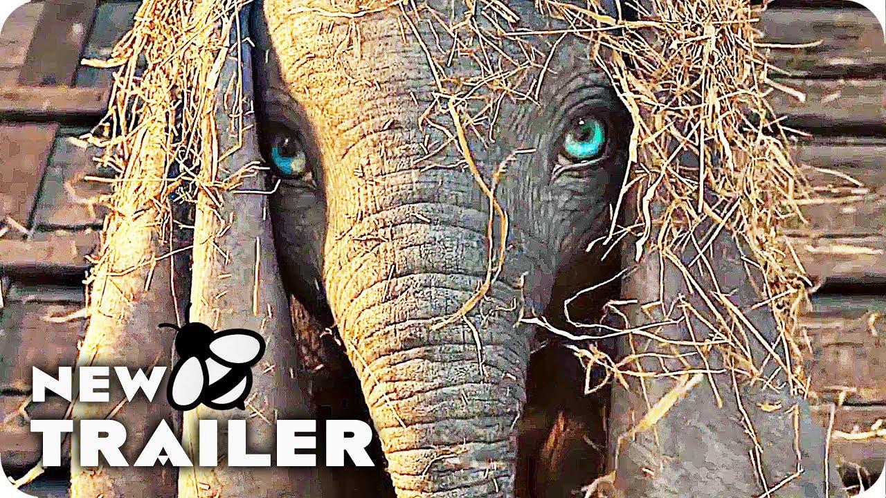 Dumbo Trailer (2019) Disney Movie
