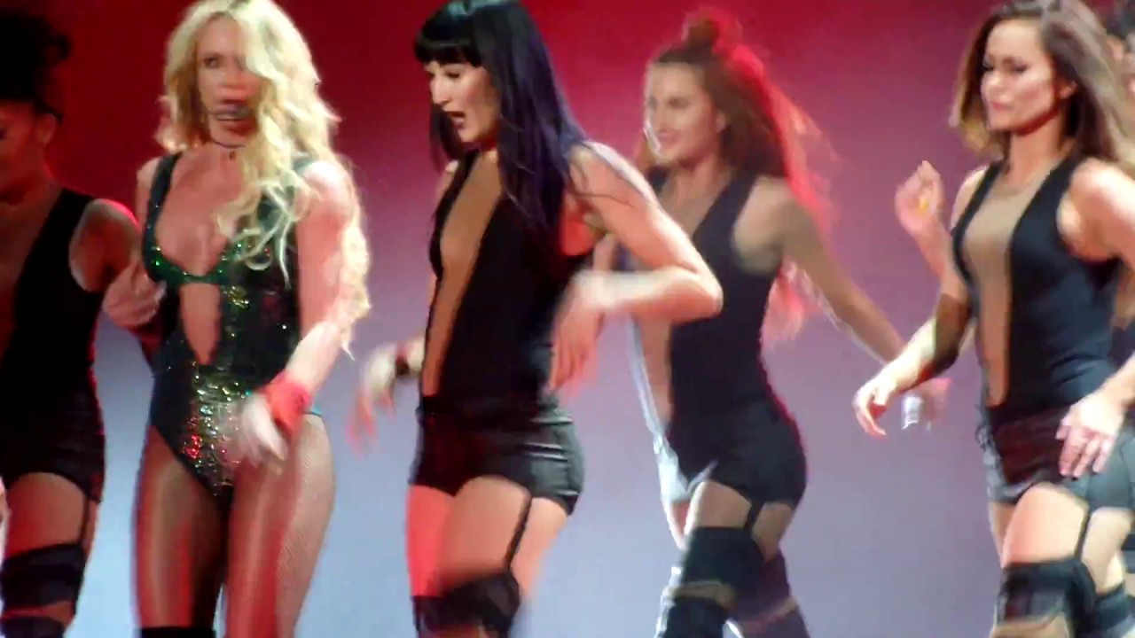 Britney Spears - Piece of me @ Planet Hollywood Las Vegas ...