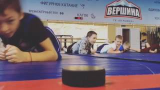 """Тренировочный лагерь """"Олимпийские надежды"""""""