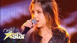 "Vanessa Marzavan - Rihanna - ""Russian roulette"" - Next Star"