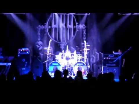 Bob Richards Drum Solo 2014 Hard Rock Hell