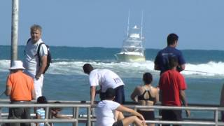 Raw Video - Jupiter Inlet - Sunday March 9th 2014