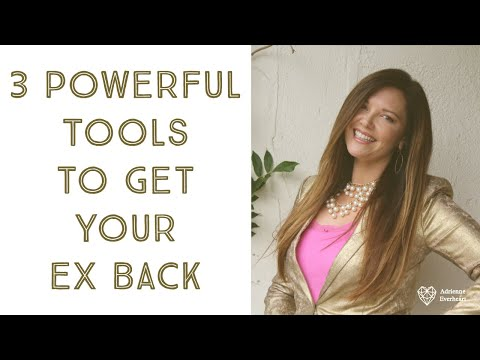 3 tools to get your ex back: connect with your ex (or loved one) using your heart | he will feel it!