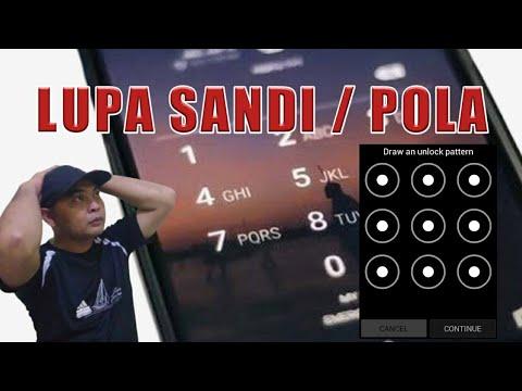 Trik buka Sandi/Pola di HP Xiaomi tanpa Hapus data (Tanpa PC) Trik buka Sandi/Pola di HP Xiaomi tanp.