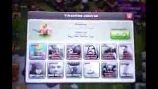 Clash of Clans with Boris. RUSSIAN version. Christmas Farming 2014 + NEW UNBEATABLE BASE DESIGN