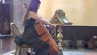 Irish Cello music -Soilse in Darkness - Ilse de Ziah