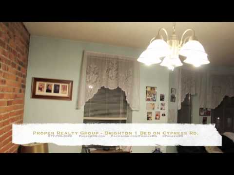 Brighton Boston Apartment for Rent 1 Bed on Cypress Rd Proper Realty Group
