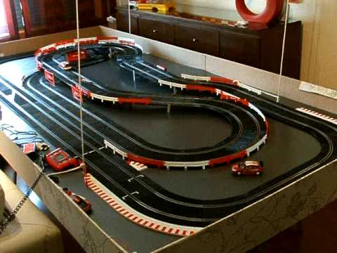 Pista Slot CAr Ninco Tecto