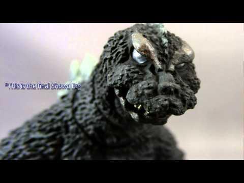 Mothra versus Godzilla - Mosura tai Gojira -  A Tribute clip