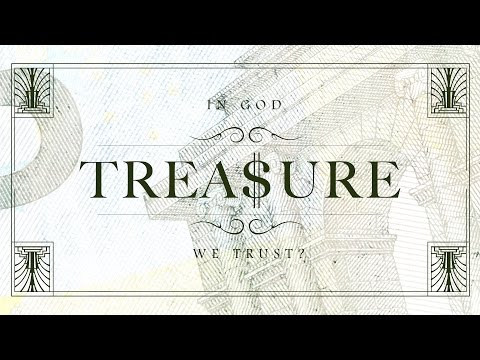 The Idolatry of Materialism (Where Your Treasure is...)
