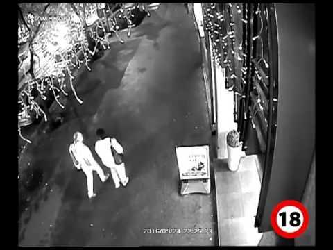 Kegyetlenül végignézte a rendőrök felrobbantását a Teréz körúti merénylő