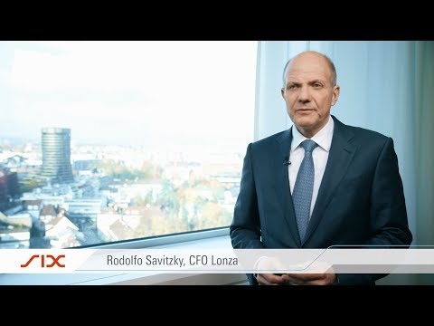 Lonza: Equity and debt capital funding success story on SIX Swiss Exchange