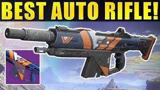 Destiny 2: best auto rifle! | origin story review