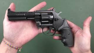 Латек Safari РФ 441 М пластик, розпакування револьвера під патрон Флобера