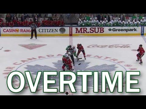 (Full Overtime) Chicago Blackhawks vs Toronto St. Patricks - 3/18/2017