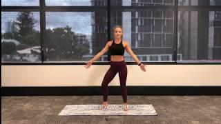 Full Body Workout - Mat Pilates