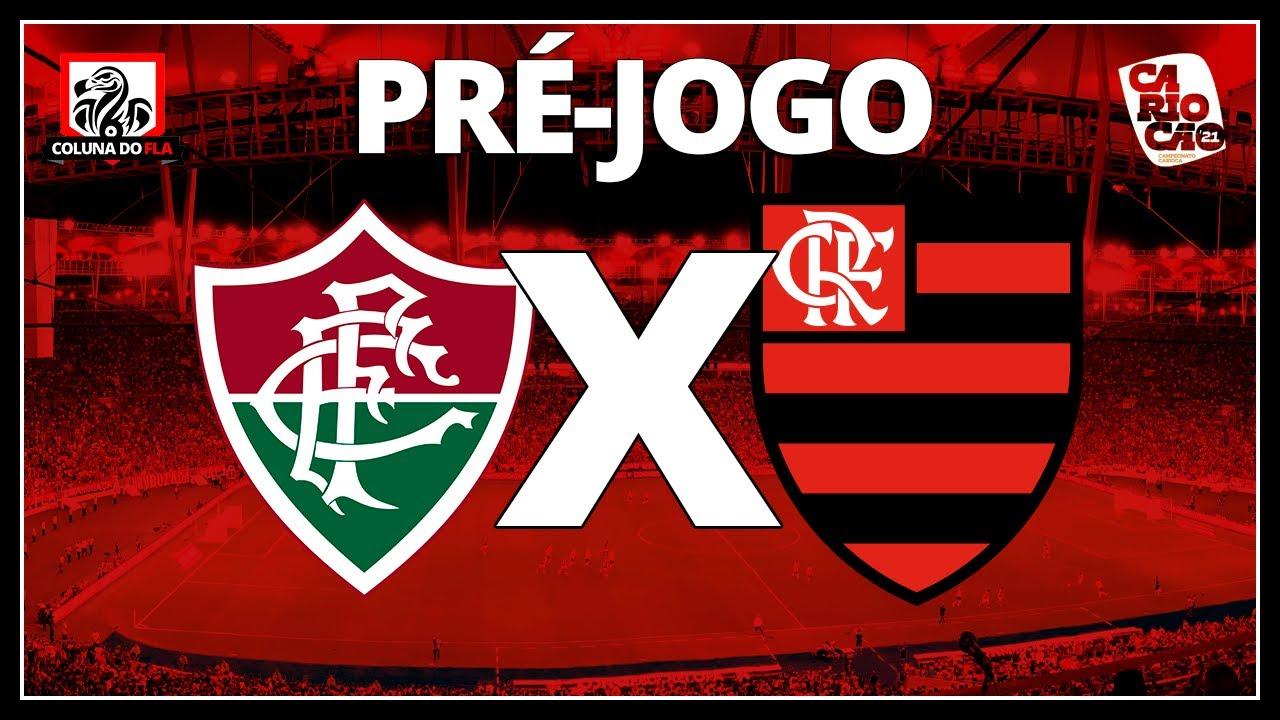 Fluminense X Flamengo 1ª Final Carioca 2021 Pre Jogo Ao Vivo Youtube