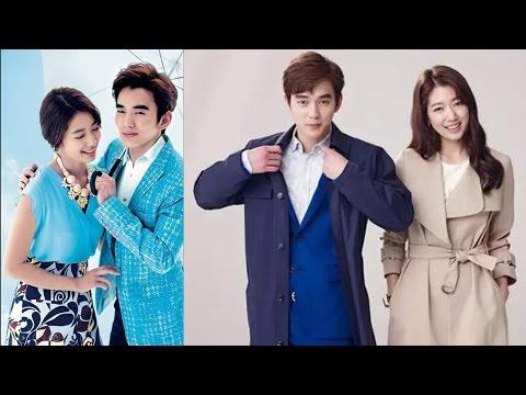 Lovely Couple-Yoo Seung Ho and Park Shin Hye