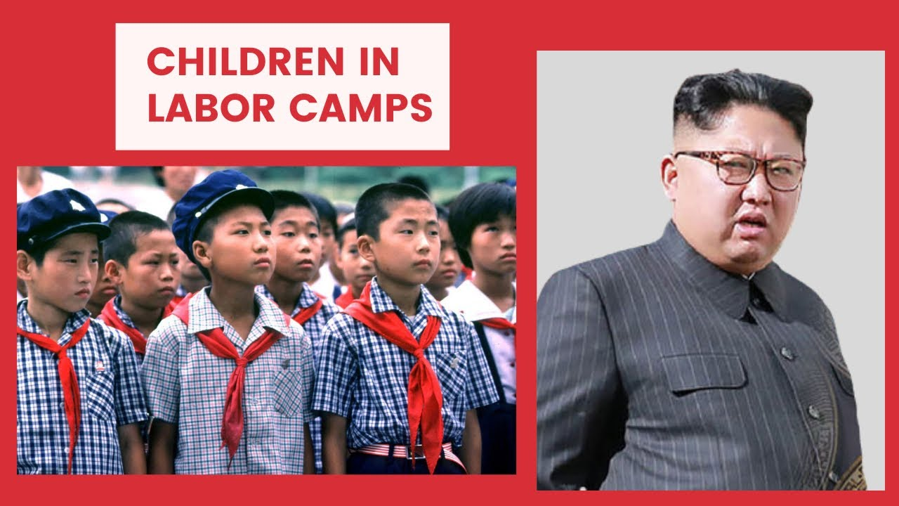 Kim Jong-Un's Shocking Order To Send Orphans to a Labor Camp