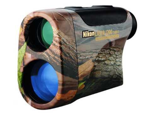 Nikon Laser Entfernungsmesser 1200s : Nikon team realtree laser 1200 rangefinder youtube