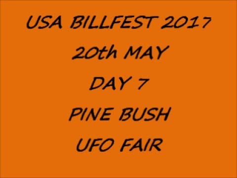 USA DAY 7 PINE BUSH UFO FAIR