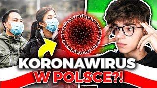 KORONAWIRUS W POLSCE?! CHIŃSKI WIRUS! (FALA FAKE NEWSÓW)