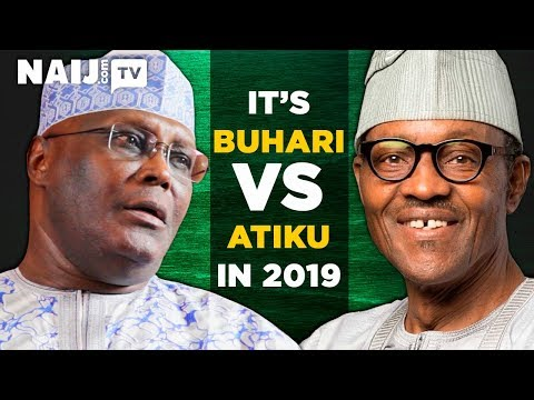 Nigeria Latest News: Buhari vs Atiku – 2019 Elections | Naij.com TV