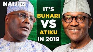 Nigeria Latest News: Buhari vs Atiku - 2019 Elections   Legit TV