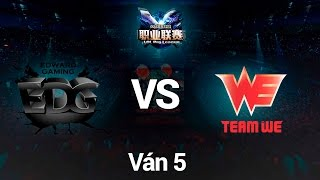 14082016 edg vs we lpl he 2016ban ketvan 5