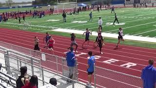 Jaden, Willie 100m