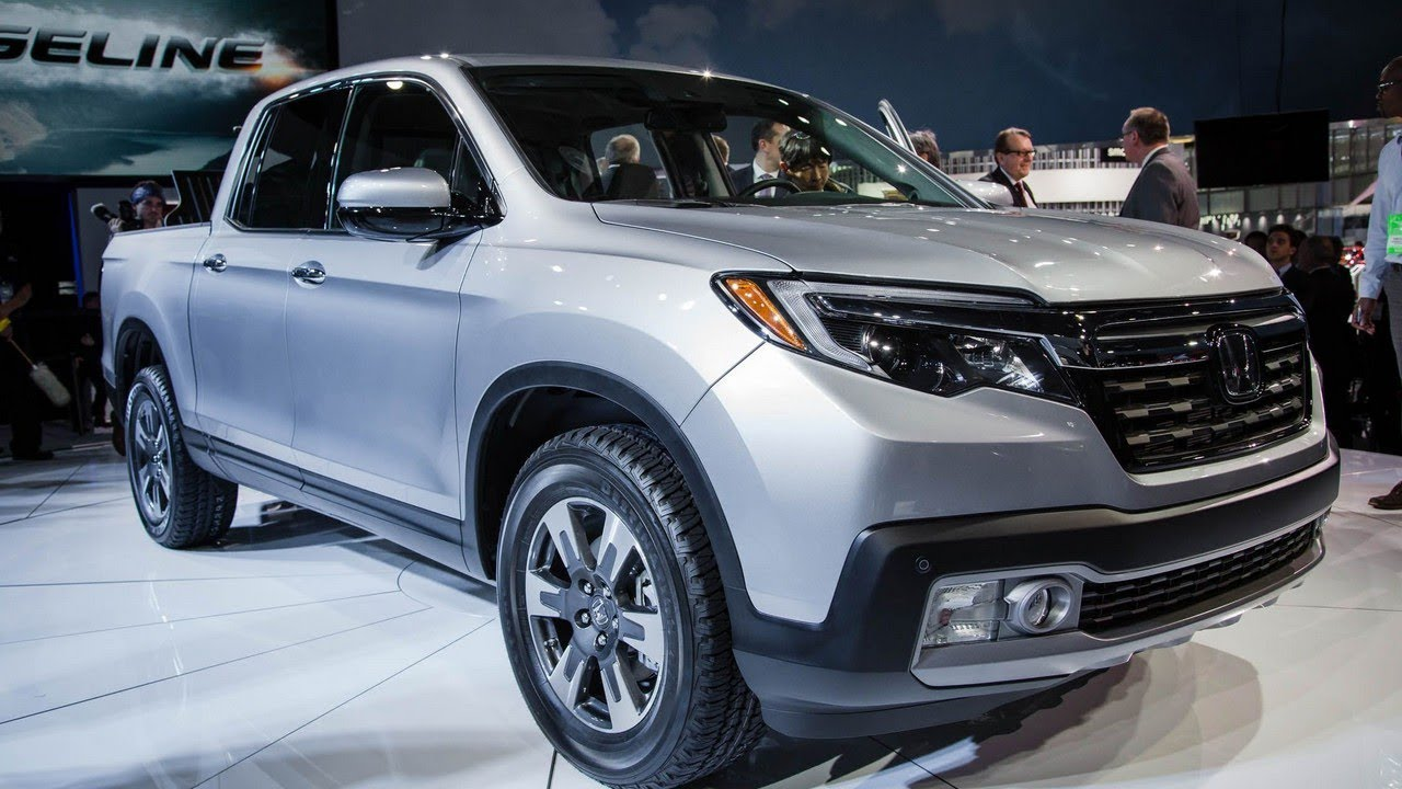 Honda Ridgeline The Crossover Of Pickups Review Simple Sut Sport Utility Truck